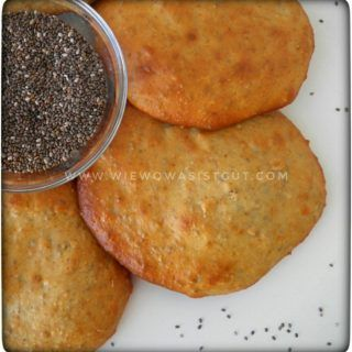 Dinkel-Chia-Bananen-Cookies aus dem Thermomix. Da finden die überreifen Bananen Ihre Verwendung. Lecker und fluffig und ganz ohne Butter.