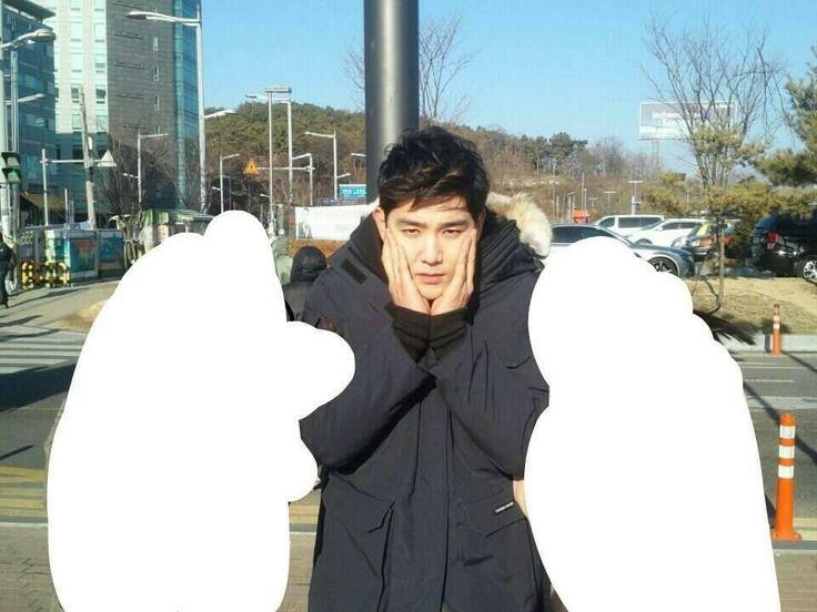 Kangin kim young woon