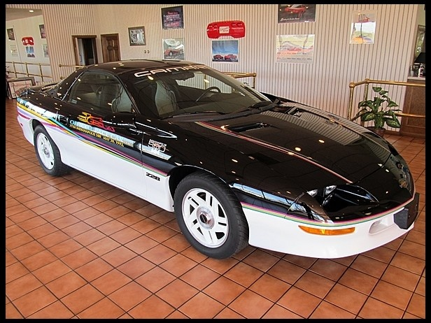 33 best 4th generation camaro images on pinterest chevy camaro 1993 chevrolet camaro z28 indy pace car publicscrutiny Image collections