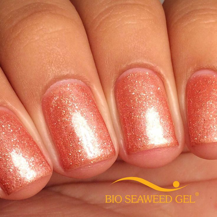 UNITY All-In-One Colour Gel Polish - 195 Shimmer | Bio Seaweed Gel