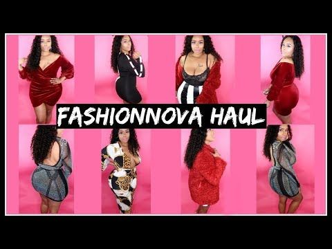 af0da7ba4738 5) Wearing Less And Going Out More In Fashion Nova Try On Haul ...