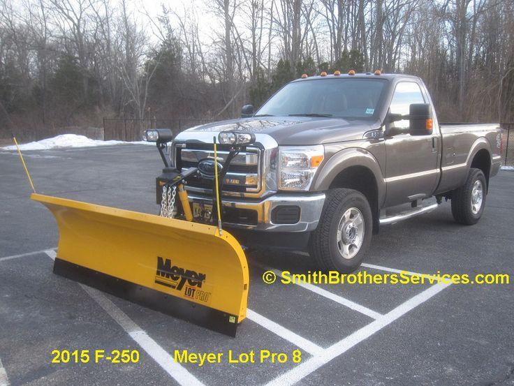 2015 f 250 meyer lot pro 8 meyer snow plow installs. Black Bedroom Furniture Sets. Home Design Ideas