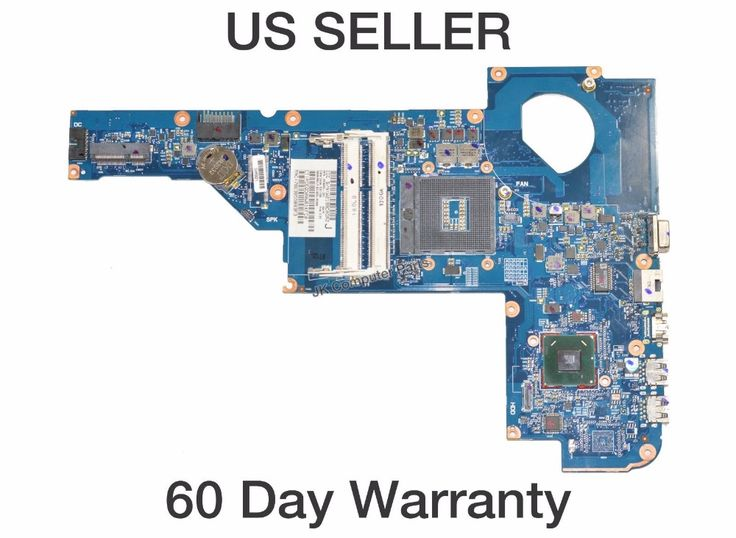 56.05$  Watch more here - http://aim5w.worlditems.win/all/product.php?id=32795866130 - 650485-001 Free Shipping for HP Pavilion DV4 DV4-4000 series Laptop Motherboard 650485-001 mainboard 100% Tested