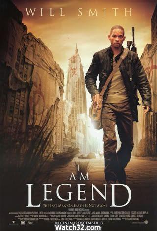 I am Legend. Honestly? A bit boring except for the dog.