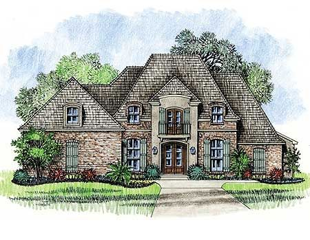Best 25 acadian homes ideas on pinterest acadian style for Southern french country house plans