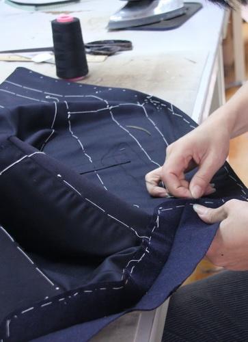 Savile Row | Bespoke Tailoring - I loved my tailoring training