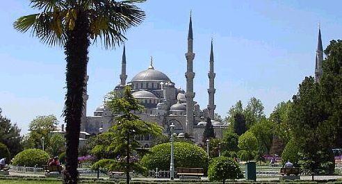 Image illustrative de l'article Mosquée bleue, Istanbul