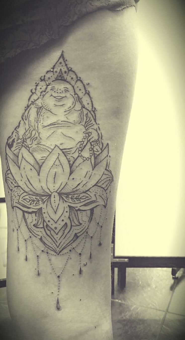 25 best ideas about laughing buddha tattoo on pinterest for Happy buddha tattoo