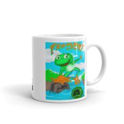 Official Frogsy! Mug!