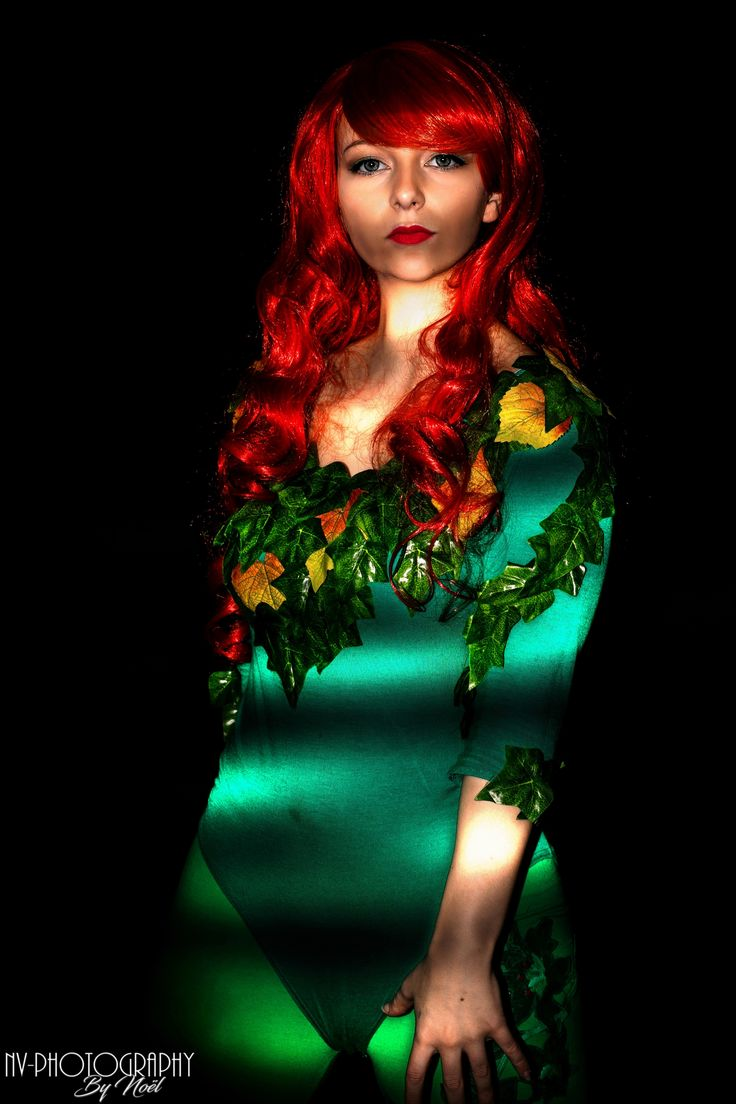 Poison Ivy...  #poisonivy #portrait #shooting #charme #beauty