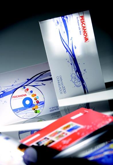 sea catalogue, brand presentation