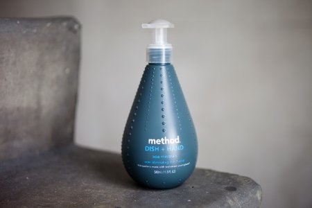 Method's New Soap Bottle Is Made From Pacific Garbage Patch Trash