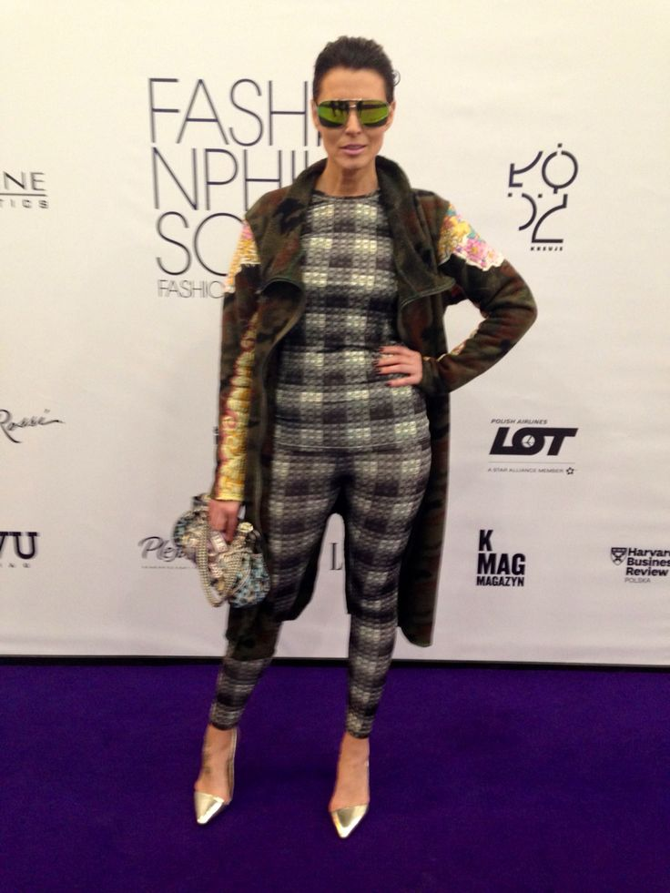 MIMA coat Fashion Week