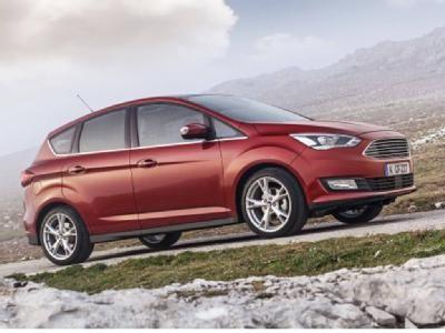 #Ford #CMax. La monovolume studiata per garantire comodità e praticità.