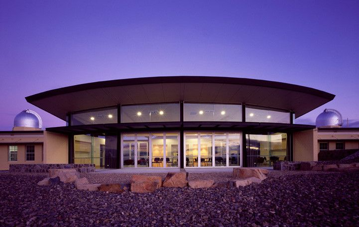 Mt Stromlo Observatory - with TKD Architects, 2005