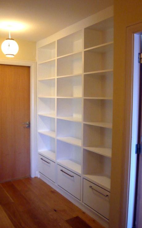 Comic Book Shelf Idea