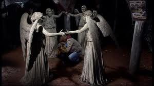 doctor who les anges pleureurs - Génial épisode