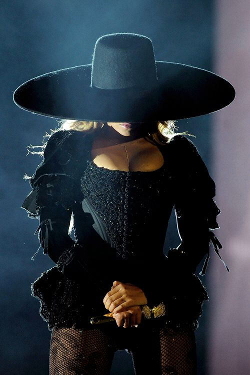 Beyonce performs during the Formation World Tour at the Rose Bowl on Saturday, May 14, 2016, in Pasadena, California.