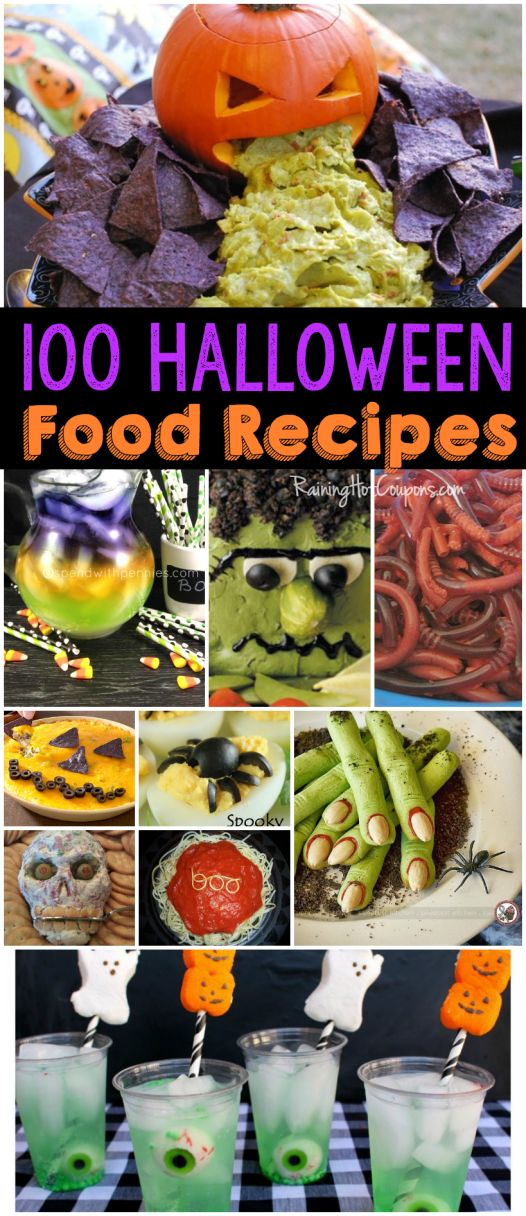 halloween recipes 2