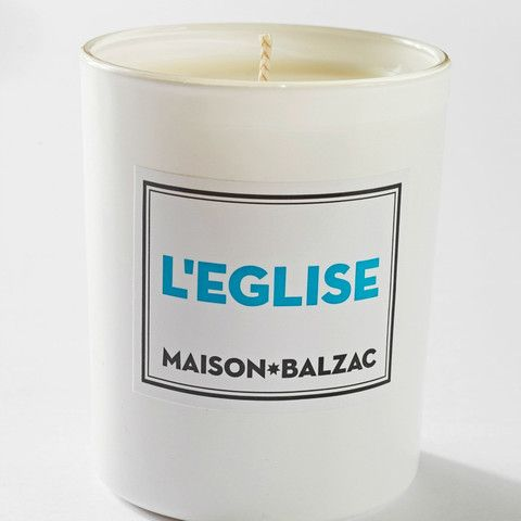 MAISON BALZAC L'Eglise Candle – KAVUT