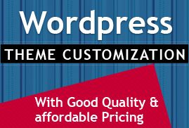 Wordpress Theme Customization  Wordpress Theme Design Company in India. One stop solutions for wordpress theme design, wordpress theme development, customization, integration, blog theme, hire wordpress theme designer services with cost effective, world class quality and on time delivery. Contact us now!  http://ecodetechnolabs.net/wordpress-theme-customization.html