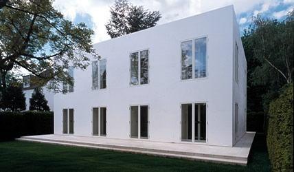 Architect: O.M. Ungers.