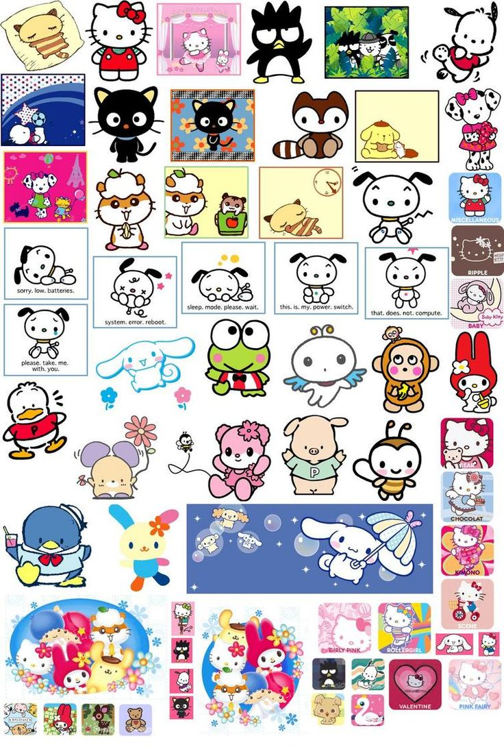 507 Best Sanrio Images On Pinterest Hello Kitty