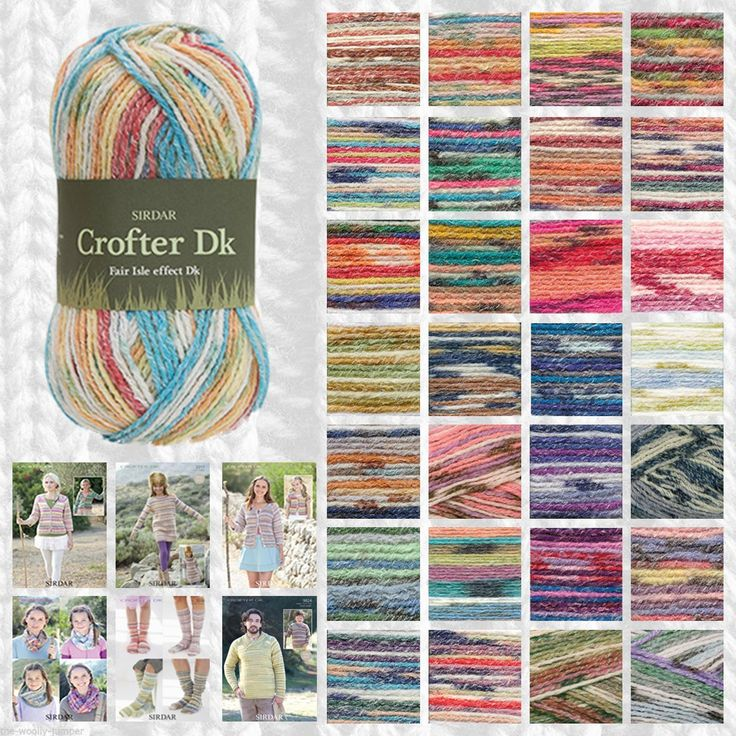 256 best Yarns images on Pinterest | Colors, Ponchos and Range