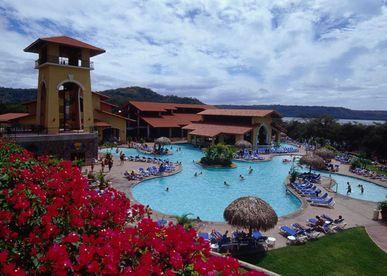 Entre los desarrollos que opera el grupo Occidental Hoteles en Costa Rica, se encuentra el Allegro Papagayo, en la provincia de Guanacaste.