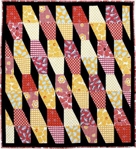 23 best Tumbler Quilts images on Pinterest | Tumbler quilt ... : bamboo quilt pattern - Adamdwight.com