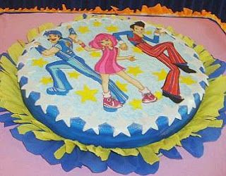 lazy town cake 17 best images about lazytown ideas on 5437