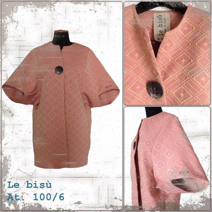 Kimono con bottone...