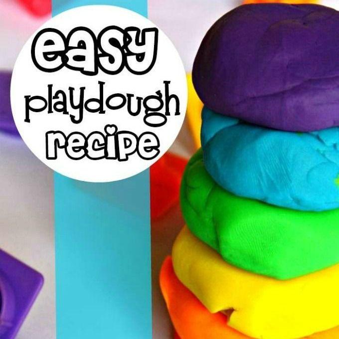 how to make playdough soft again