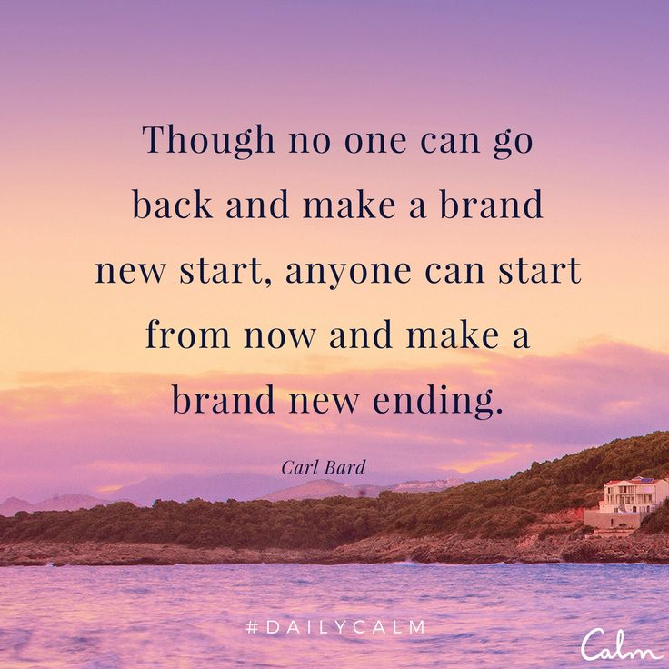 #DailyCalm @calm. # new year # new beginnings ☀️