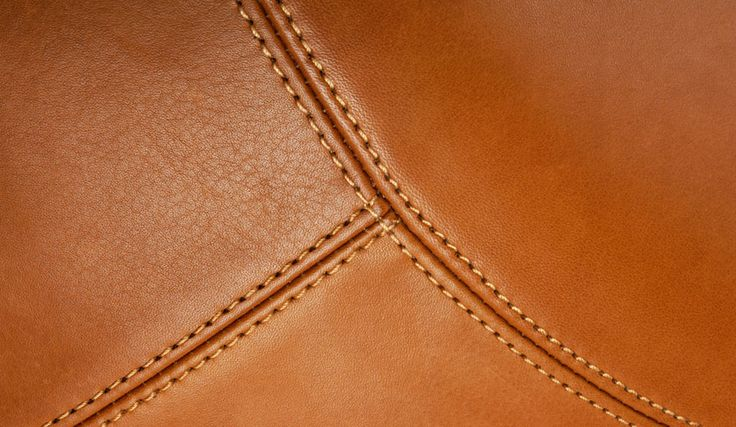 New Objectivity Stool - Leather - Amy Somerville