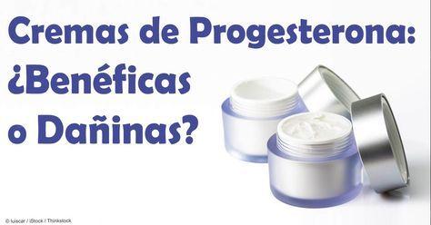 La crema de progesterona natural puede ser útil para las mujeres premenopáusicas, pero tenga cuidado con las hormonas orales y cremas de progesterona sintéticas. http://articulos.mercola.com/sitios/articulos/archivo/2015/05/02/progesterona-oral-y-en-crema.aspx