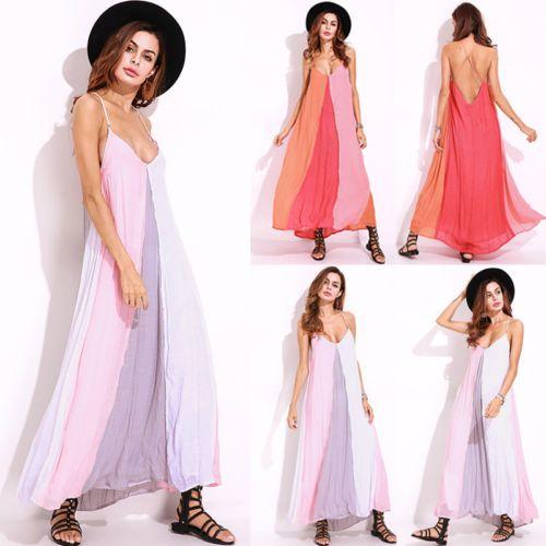Summer-Womens-Sleeveless-Party-Cocktail-Long-Maxi-Dress-Summer-Beach-Sundress