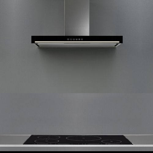 209 best Stainless Steel Kitchen Hoods - Wall images on Pinterest - contemporary kitchen hoods