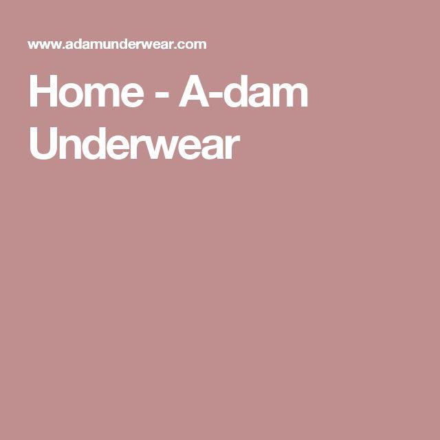 Home - A-dam Underwear