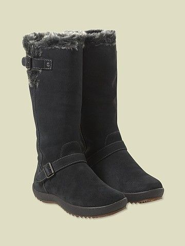 TRUDIE FUR BOOT