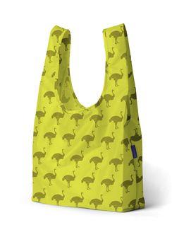 PrettyCoolBags ostrich einkaufsbeutel baggu