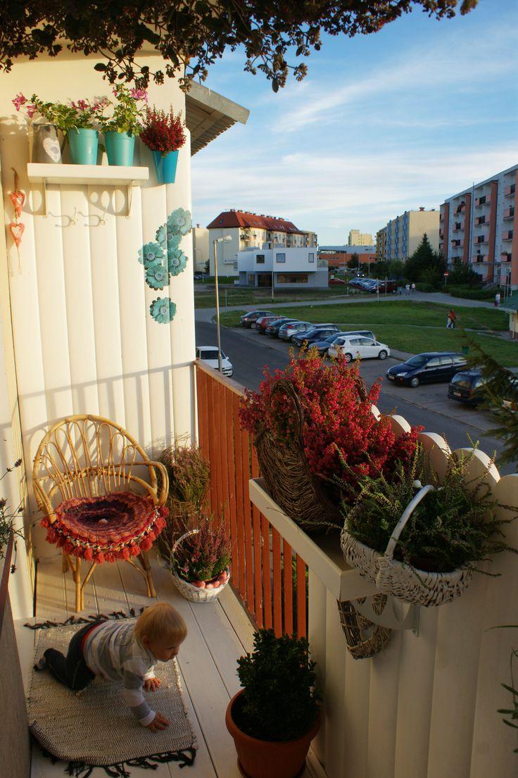 my terrace / balcony / Autumn 2013 / shekoku
