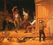 Dance of the Haymakers  by William Sidney Mount