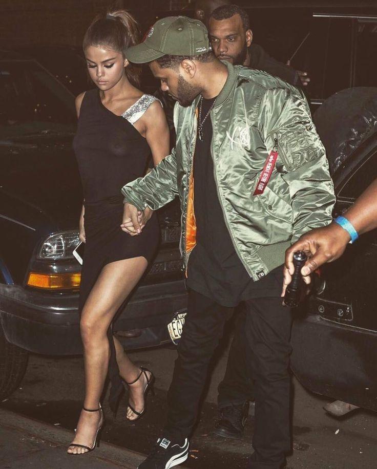 June 6th, 2017: Selena Gomez and Abel Tesfaye (The Weeknd) in New York