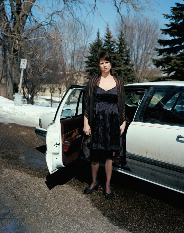 Alec Soth - Paris / Minnesota - Laura