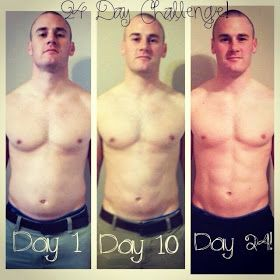 Advocare 24 Day Challenge Results!! So great to see! Get your 24DC at www.AdvoCare.com/14034739