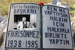 Zeki ARSLAN: FATSALI FİKRİDEN DERSİMLİ GÜLTENE!