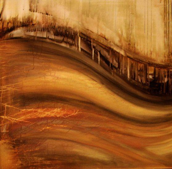 """""""Journey"""" by artist Carol Hazel - Buy Western Australian Art Online from Out of the Box Biz"""