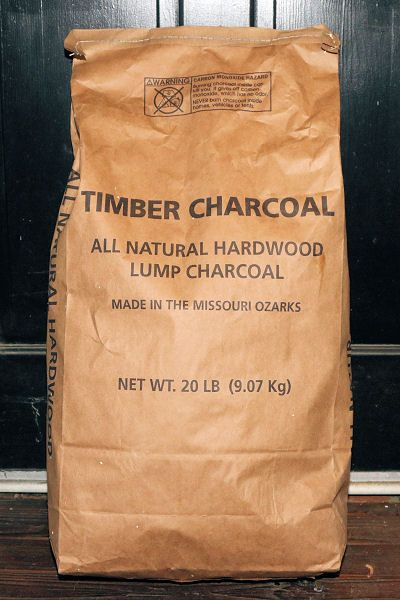 Review of Timber Lump Charcoal -- Naked Whiz Ceramic Charcoal Cooking