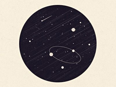 Designspiration — Dribbble - Space01 by Mads Burcharth